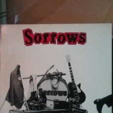 Discos de vinilo: SORROWS 1980 PROMO .ORIGINAL C.B.S. PAVILLION. Lote 222640093