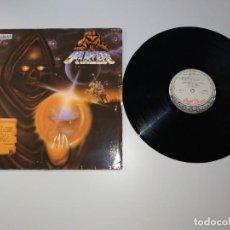 Discos de vinilo: 1010- PANZER CABALLEROS DE SANGRE ESPAÑA LP 1986 PROMO VIN POR G+ DIS VG+. Lote 222640338
