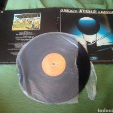 Discos de vinilo: VANGELIS LP ALBEDO 0.39 GATEFOLD 1976 ED ESPAÑOLA ELECTRONICA VANGUARDIA JEAN MICHELLE JARRE. Lote 222650342