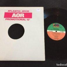 "Discos de vinilo: GENESIS THROWING IT ALL AWAY (PROMOTIONAL COPY) - MAXI SINGLE 12"" USA. Lote 222651683"