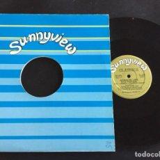 "Discos de vinilo: GEORGE MC CRAE ROCK YOUR BABY - MAXI SINGLE 12"" USA. Lote 222652258"