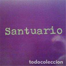 Discos de vinilo: SANTUARIO - LA PUERTA DEL PLACER - MAXI-SINGLE SPAIN 1993. Lote 222654878