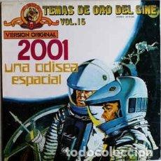 Discos de vinilo: 2001 UNA ODISEA ESPACIAL - LP MGM SPAIN 1972. Lote 222657010