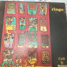 Discos de vinilo: RINGO LP. Lote 222659215