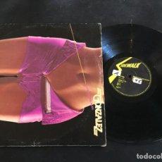 "Discos de vinilo: GONZALEZ MOVE IT TO THE MUSIC - MAXI SINGLE 12"" UK. Lote 222659270"