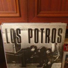 Discos de vinilo: LOS POTROS / BLACK LIGHT / GATEFOLD / MUNSTER RECORDS 1990. Lote 222660857