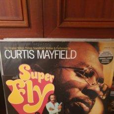 Discos de vinilo: CURTIS MAYFIELD / SUPERFLY / CURTUM 1999. Lote 222661558