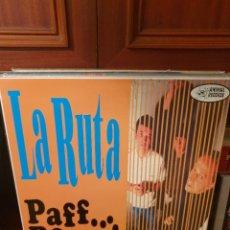 Discos de vinilo: LA RUTA / PAFF.... BOOM ! / ANIMAL RECORDS 1995. Lote 222662251