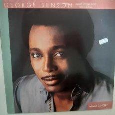 Discos de vinilo: GEORGE BENSON - AMOR PROFUNDO- SPAIN MAXI SINGLE 1983- VINILO COMO NUEVO.. Lote 222665420