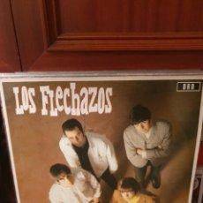 Discos de vinilo: LOS FLECHAZOS / PREPARADOS .... / DRO 1991. Lote 222666798