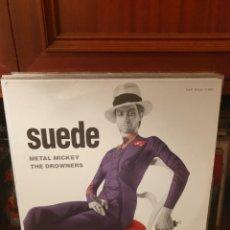 Discos de vinilo: SUEDE / METAL MICKEY / PROMOCIONAL / NUDE RECORDS 1993. Lote 222667653