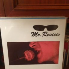 Disques de vinyle: MR. REVIEW / KEEP THE FIRE.... / GROVER RECORDS 1995. Lote 222668963