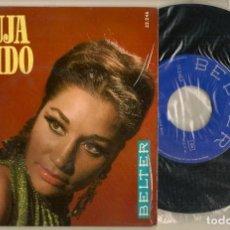 Discos de vinilo: DISCOS. SINGLES VINILO: MARUJA GARRIDO. LA LUNA YA ESTA EN EL BOTE. BELTER 52.246. (P/B72.C2). Lote 222674031