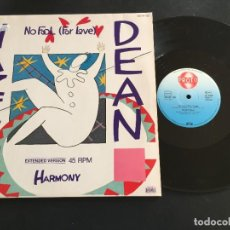 "Discos de vinilo: HAZELL DEAN NO FOOL (FOR LOVE) - EXTENDED 12"" GERMANY. Lote 222674627"