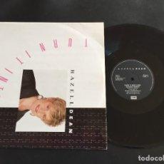 "Discos de vinilo: HAZELL DEAN TURN IT INTO LOVE - EXTENDED 12"" ORIGINAL UK. Lote 222675107"