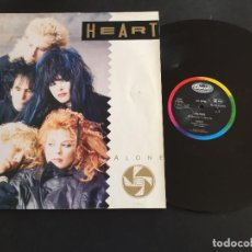 "Discos de vinilo: HEART ALONE - EXTENDED 12"" GERMANY. Lote 222675748"