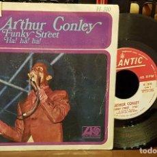 Discos de vinilo: ARTHUR CONLEY - FUNKY STREET HA! HA! HA!. Lote 222676188