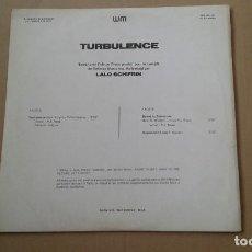 Discos de vinilo: TURBULENCE - TURBULENCE MAXI SINGLE 1979 EDICION FRANCIA. Lote 222676403