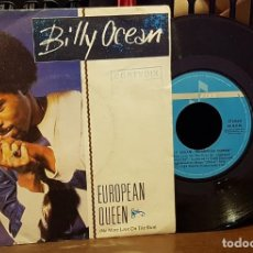 Discos de vinilo: BILLY OCEAN - EUROPEAN QUEEN. Lote 222677876