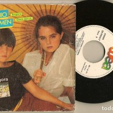 Discos de vinilo: DISCOS. SINGLES VINILO: ANTONIO Y CARMEN. ANGORA. WEA 24 9954 7. (P/B72.C2). Lote 222678028