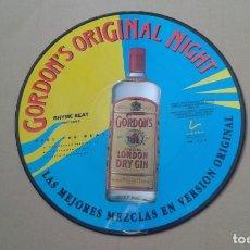Discos de vinilo: GORDON´S ORIGINAL NIGHT MAXI SINGLE 1992 EDICION ESPAÑOLA. Lote 222678607