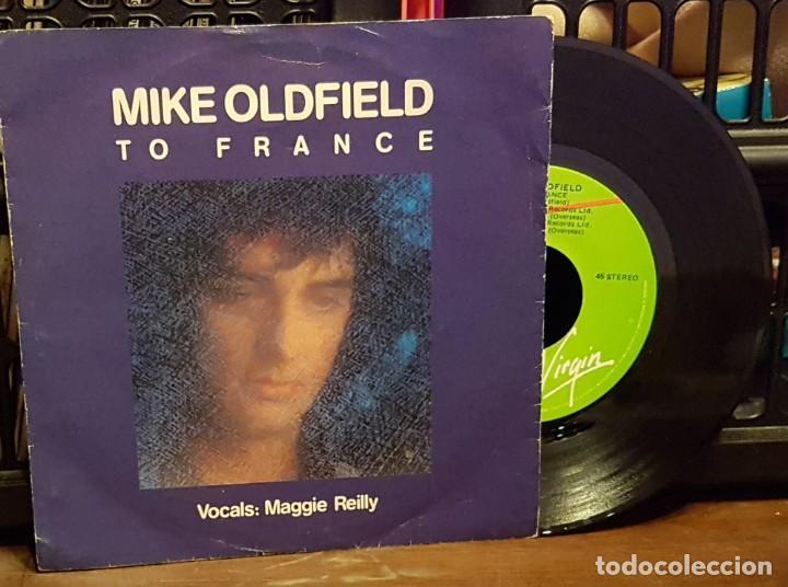 MIKE OLDFIELD - TO FRANCE - VOCALS MAGGIE REILLY (Música - Discos de Vinilo - Singles - Pop - Rock Extranjero de los 80)