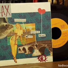 Discos de vinilo: WAX - BRIDGE TO YOUR HEART. Lote 222680611