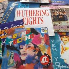 Discos de vinilo: LOTE 29 MAXIS TECHNO, HOUSE, DANCE AÑOS 80 - TODOS LOS DETALLES EN IMAGENES. Lote 222681205