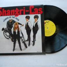 Discos de vinilo: THE SHANGRI-LAS ?– LEADER OF THE PACK LP USA ED. 2001 NM/NM COMO NUEVO. Lote 222686292