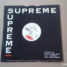 Discos de vinilo: LONNIE GORDON – HAPPENIN' ALL OVER AGAIN MAXI SINGLE 1990. Lote 222686333