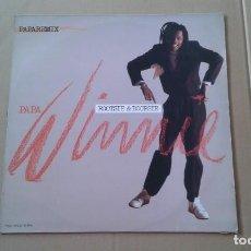 Discos de vinilo: PAPA WINNIE ?– ROOTSIE & BOOPSIE (PAPAREMIX) MAXI SINGLE 1989 EDICION ESPAÑOLA. Lote 222687511