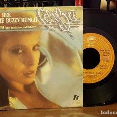 Discos de vinilo: CELI BEE & THE BUZZY BUNCH - MACHO. Lote 222688918