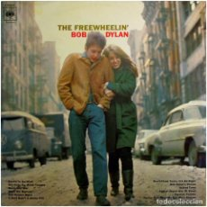 Discos de vinilo: BOB BYLAN - THE FREEWHEELIN' BOB DYLAN - LP SPAIN 1973 - CBS S 62193. Lote 222691107
