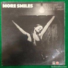 Discos de vinilo: KENNY CLARKE FRANCY BOLAND BIG BAND, THE - MORE SMILES (MPS) LP DE 1982 RF-8740 , BUEN ESTADO. Lote 265116879