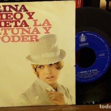 Discos de vinilo: KARINA - ROMEO I JULIETA. Lote 222694755