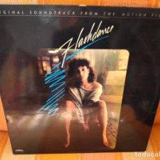 Discos de vinilo: LP FLASHDANCE. BANDA SONORA.. Lote 222698618