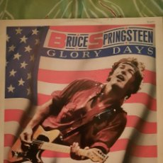 Discos de vinilo: BRUCE SPRINGSTEEN. GLORY DAYS. MÁXI SINGLE.. Lote 222699562