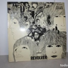 Discos de vinilo: LP THE BEATLES .REVOLVER. BARCELONA 1966. ODEON.. Lote 222701682