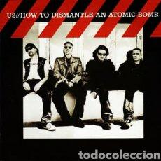Discos de vinilo: U2 - HOW TO DISMANTLE AN ATOMIC BOMB . LP VINILO NUEVO. Lote 222704230
