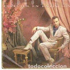 Discos de vinilo: PEDRO MARIN - ESPECIES EN EXTINCION - SINGLE SPAIN 1985. Lote 222706205