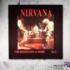 Discos de vinilo: NIRVANA–THE DEMOTAPES & MORE VOL 2. LP VINILO NUEVO. Lote 222706863