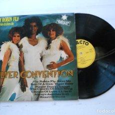 Discos de vinilo: SILVER CONVENTION LP ESPAÑOL 1976 EX/EX IMPACTO FLY ROBIN FLY Y OTROS ÉXITOS. Lote 222707436