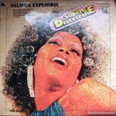 Discos de vinilo: DISCO SALSOUL EXPLOSION - THE SALSOUL INVENTION, SUPER DISCOTECHE - 1977 - LP R&B, SOU. Lote 222707883