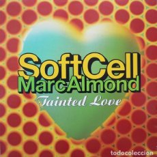 Discos de vinilo: SOFT CELL / MARC ALMOND – TAINTED LOVE '91 - MAXI-SINGLE UK. Lote 222708373