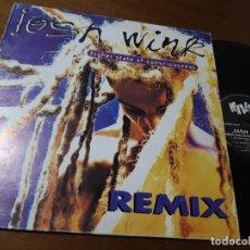 """Discos de vinilo: JOSH WINK ?– HIGHER STATE OF CONCIOUSNESS- VENDETTA RECORDS ?– VENMX 05-RR-12"""", 33 ? RPM, EP-ESPAÑA. Lote 222708970"""