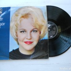 Discos de vinilo: PEGGY LEE – THE BEST OF PEGGY LEE LP UK VG++/VG. Lote 222711856