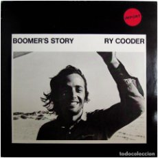 Disques de vinyle: RY COODER – BOOMER'S STORY - LP EUROPE - REPRISE RECORDS REP 44 224. Lote 222711940