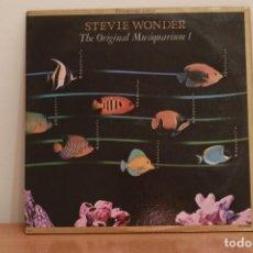 Discos de vinilo: STEVIE WONDER - ORIGINAL MUSIQUARIUM 2XLP. Lote 222712357
