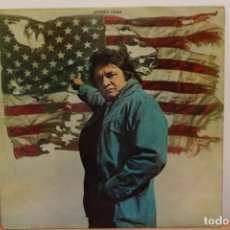 Discos de vinilo: JOHNNY CASH - RAGGED OLD FLAG COUNTRY. Lote 222714706