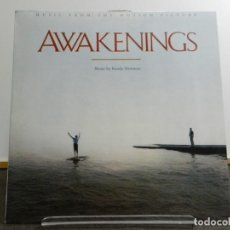 Discos de vinilo: VINILO LP. RANDY NEWMAN ?– AWAKENINGS (MUSIC FROM THE MOTION PICTURE). EDICIÓN ALEMANA. 33 RPM.. Lote 222715202